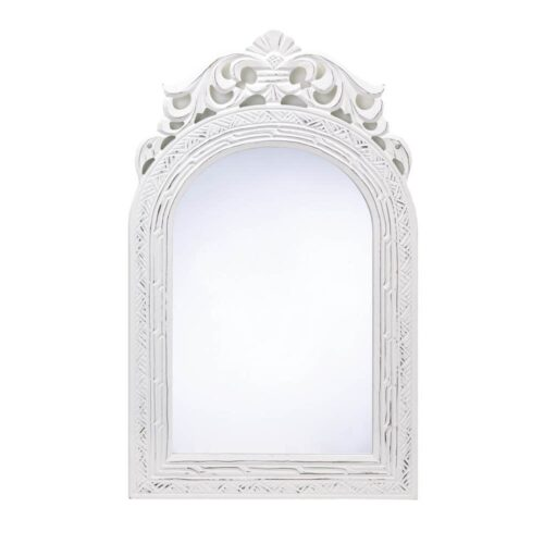 White Wall Mirror for Home