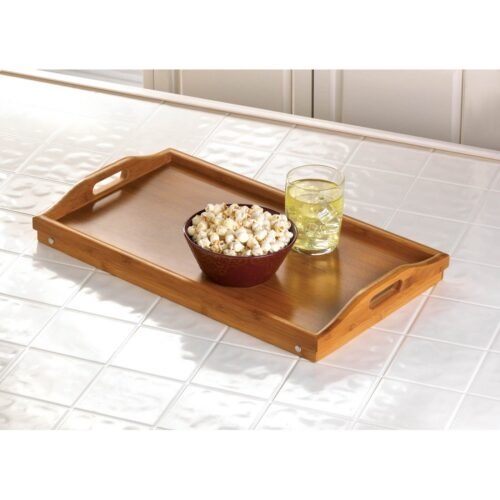 Serving bamboo Tray for Home