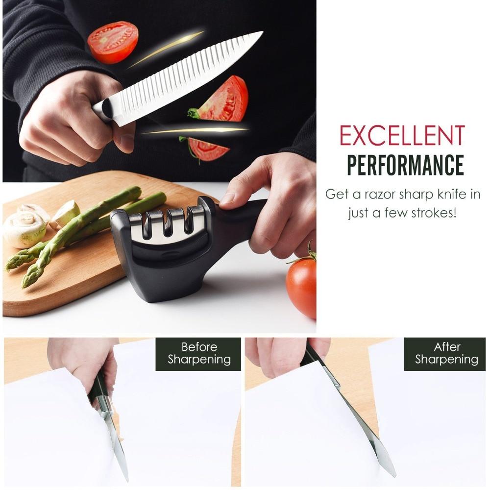 Professional Kitchen Knife Sharpener