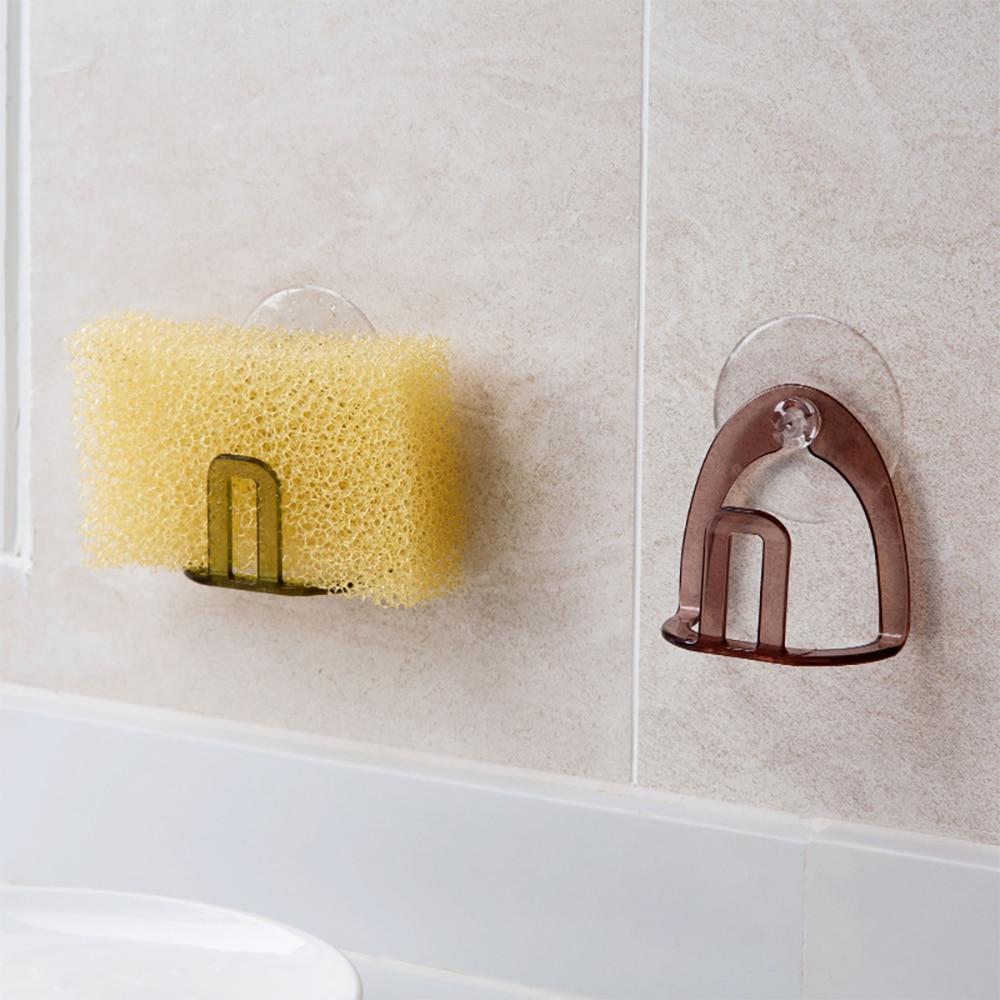 Sink Mount Brush Holder Clip